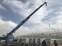 ساخت سوله تاسیسات آبرسانی قطره ای شرکت زرین کشت پایدار زرندیه استان مرکزی