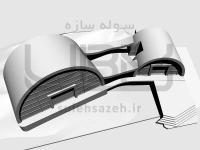 طراحی سوله ویلایی